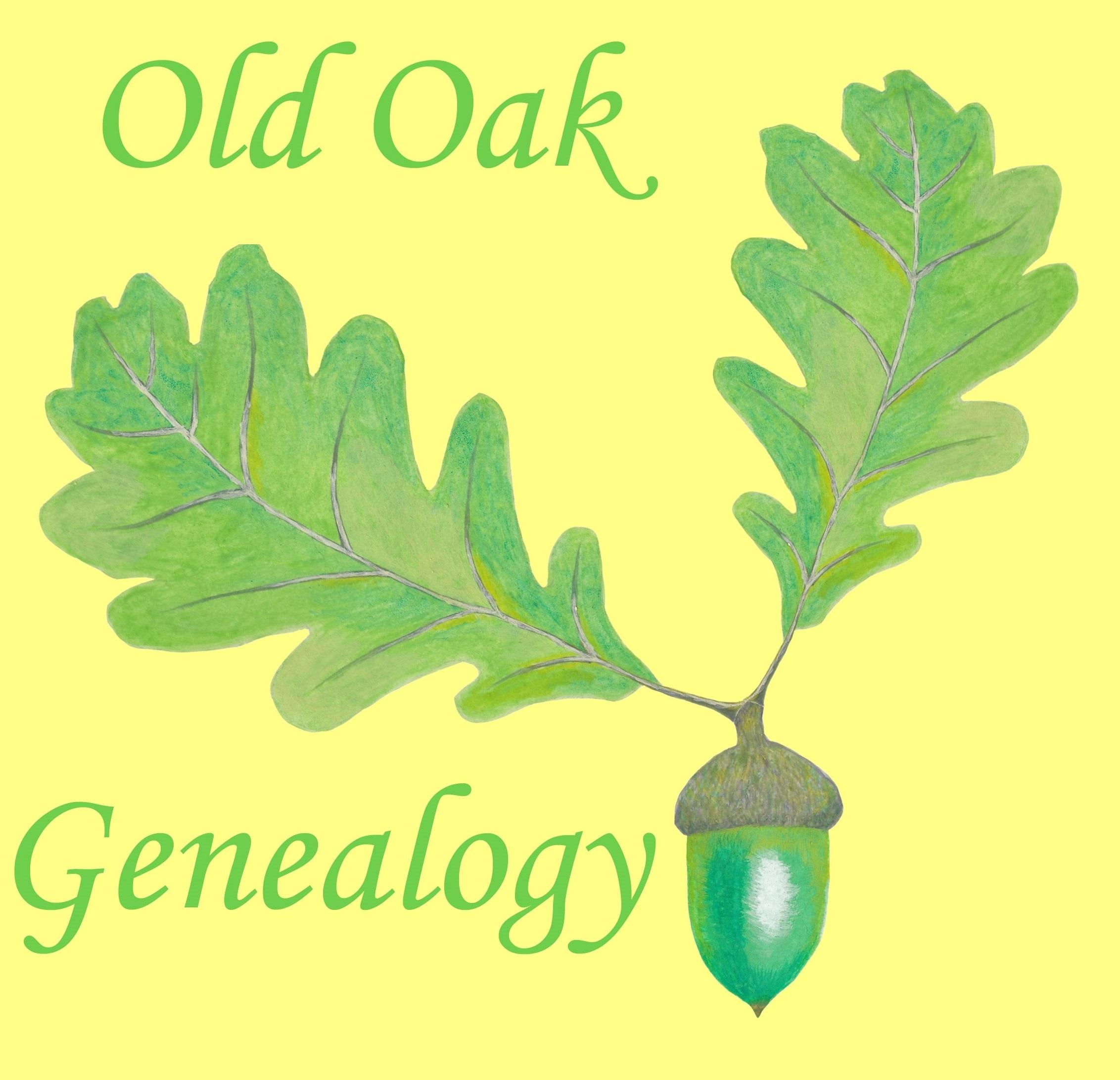 Old Oak Genealogy